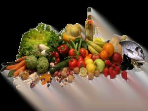Viduržemio jūros dieta padeda išvengti ligų
