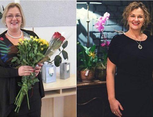 Per pusmetį 24 kg atsikračiusi Viktorija šypsosi: sunku nebuvo svoris tiesiog tirpo