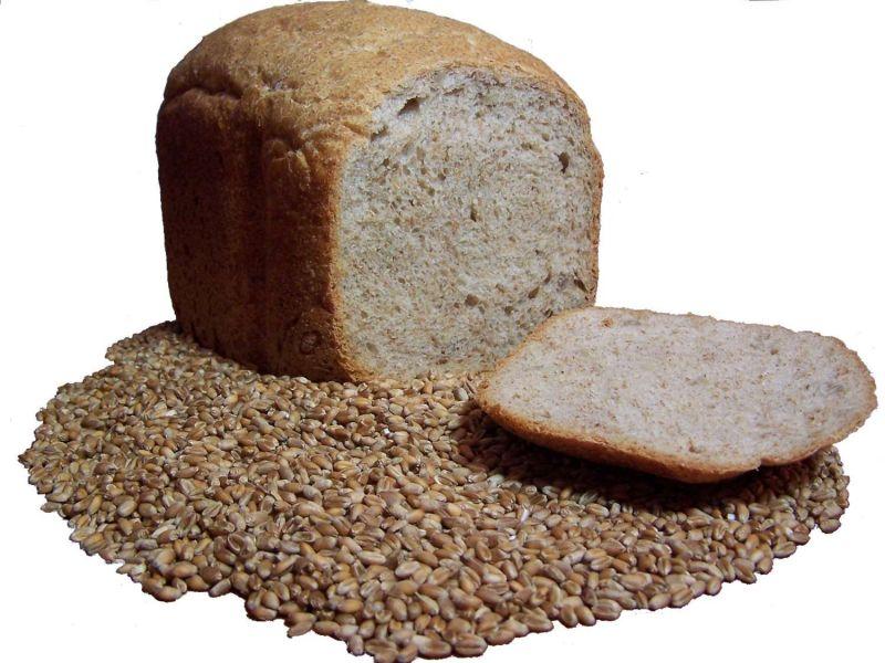 Ruginė naminė bemielė duona su raugu
