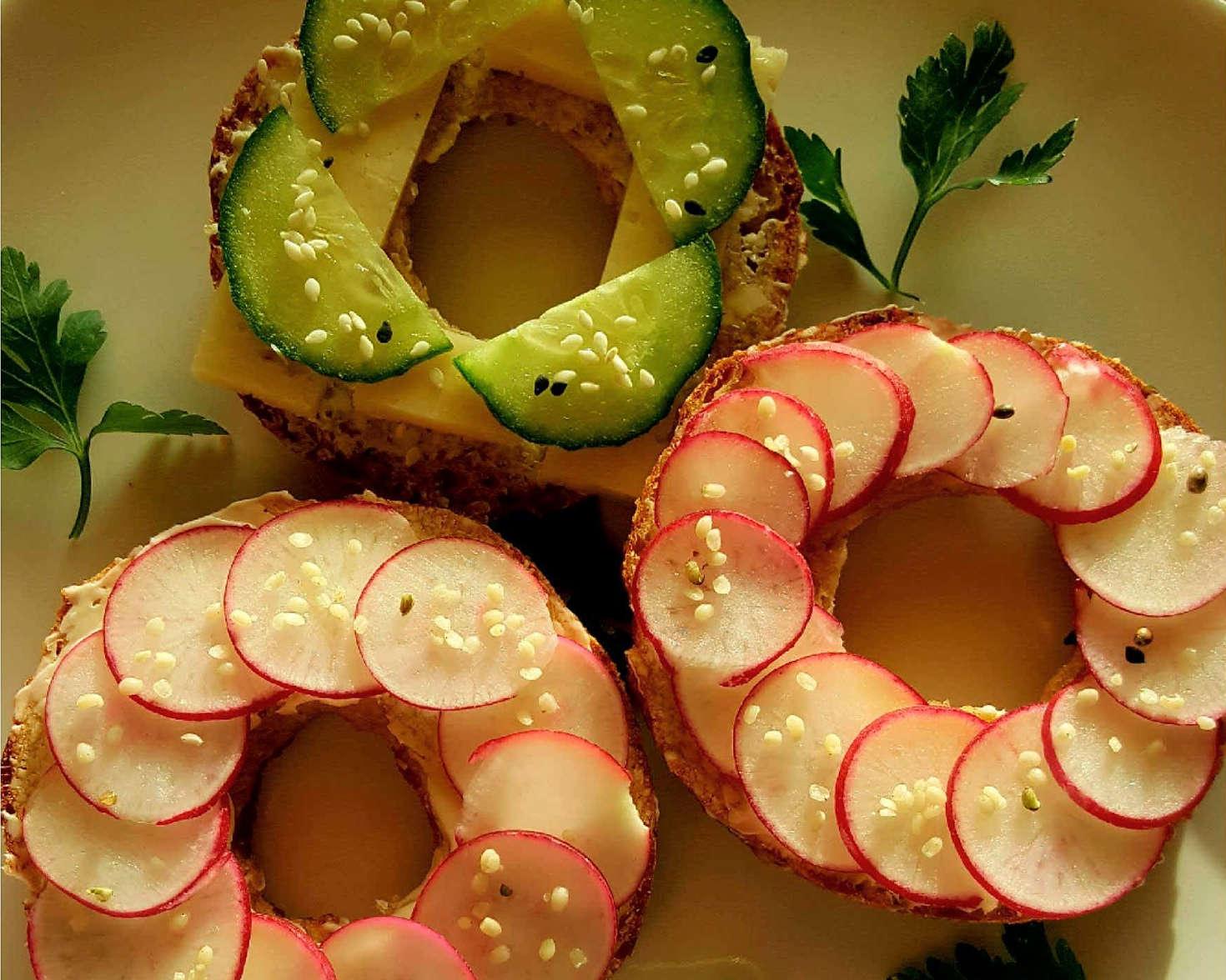 Naminės vandutės su daržovėmis - Kirstina