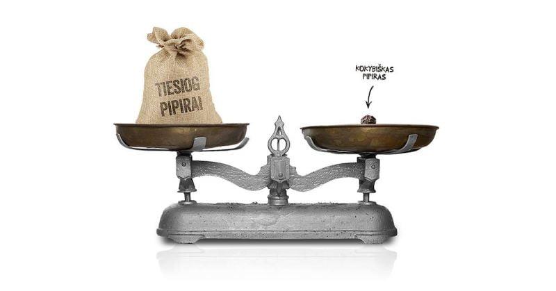 Pipirai kaip išsirinkti svarbiausią svarbiausią prieskonį virtuvėje