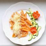 Baltyminiai makaronai be glitimo