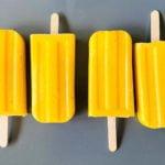 Mango - bananiniai ir graikiško jogurto ledai