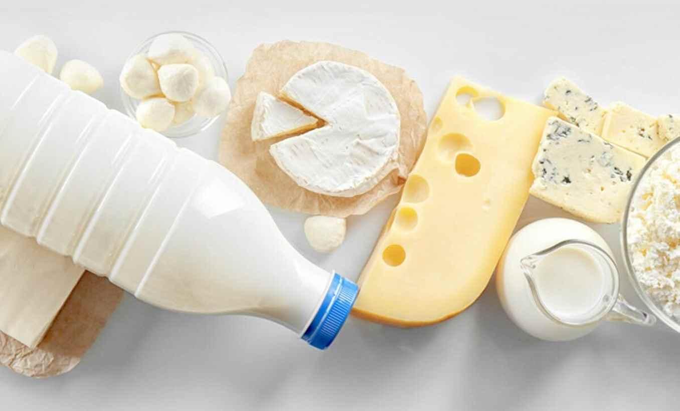 Pieno produktų netoleravimas: laktozė ir kazeinas