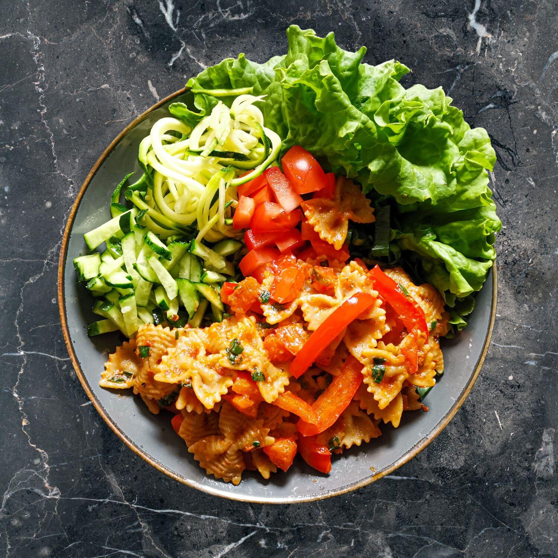 viso-grudo-makaronai-su-pomidorais